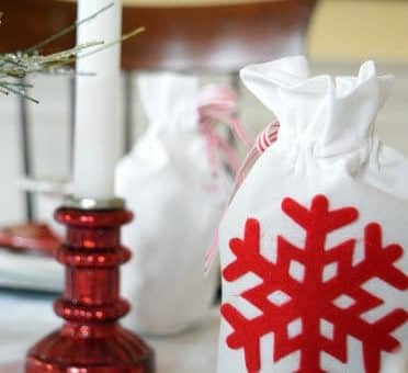 Ornament Gift Bags & Christmas Traditions