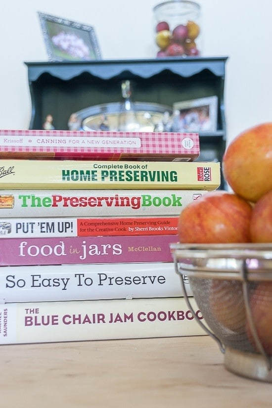 Golden Plum Jam Recipe: canning cookbooks