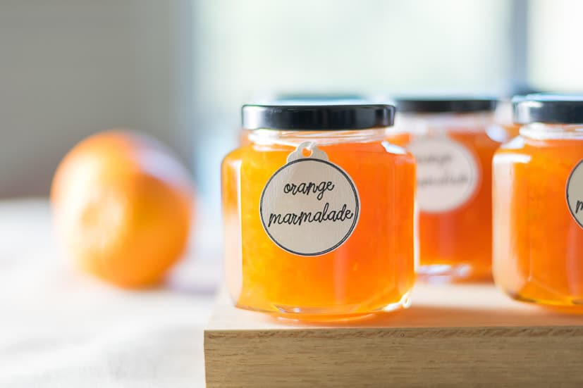 sunny orange marmalade recipe nourish and nestle. Black Bedroom Furniture Sets. Home Design Ideas