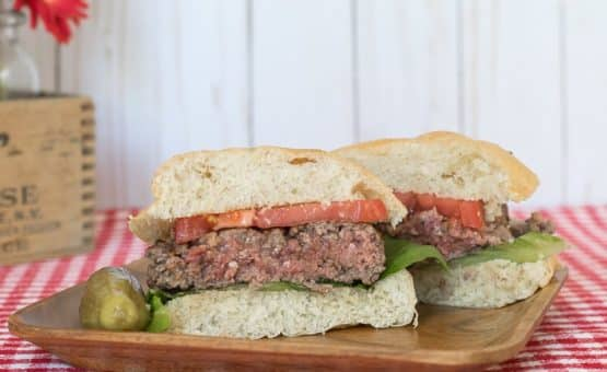 After many years of intense research & experimentation, we have perfected the art of grilling perfect hamburgers! PLUS, our recipe for Hamburger Seasoning.