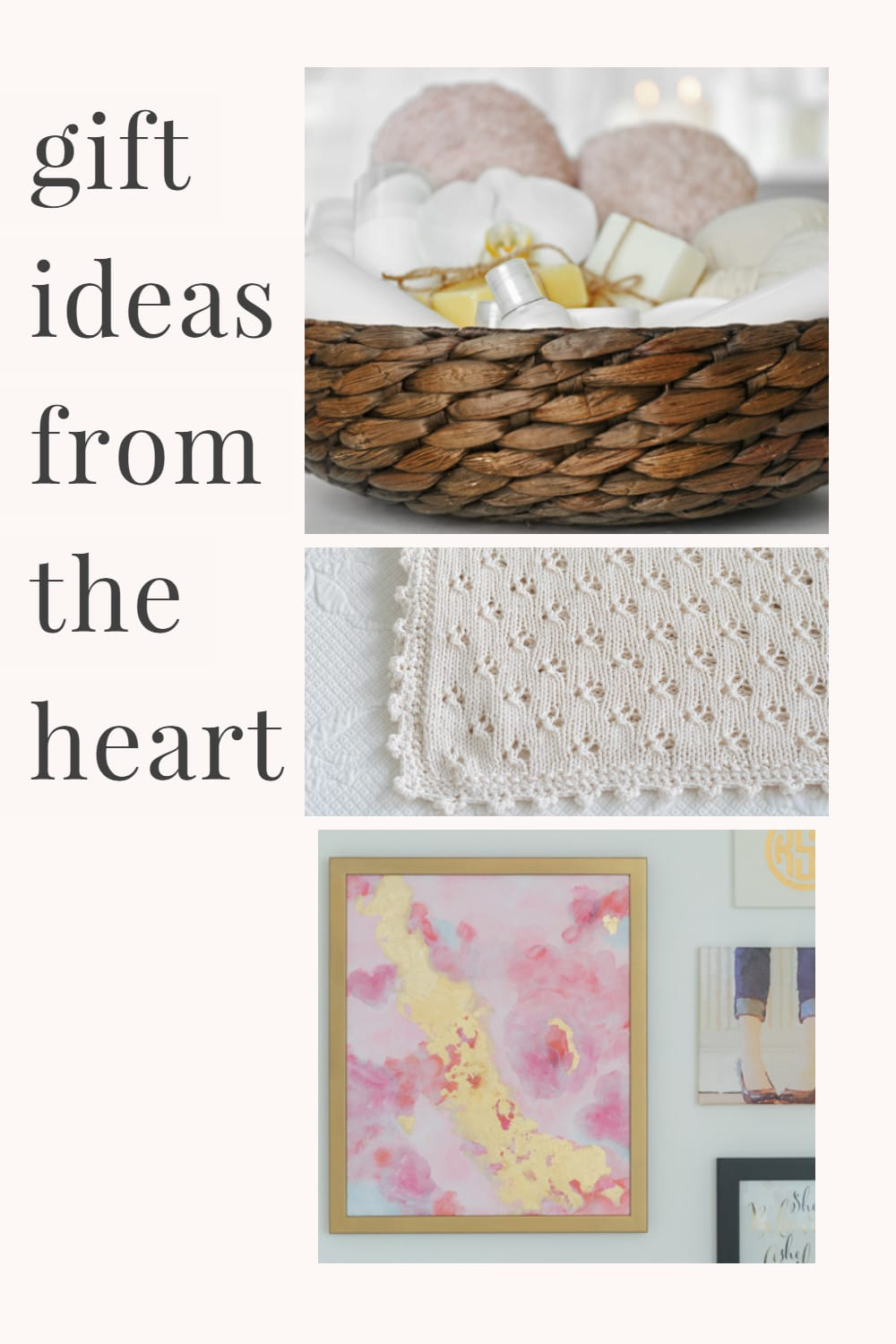 pin for frugal gift ideas from the heart